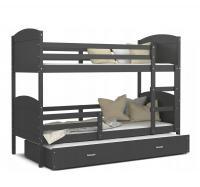 Dětská patrová postel MATYAS 3 Color 190x80