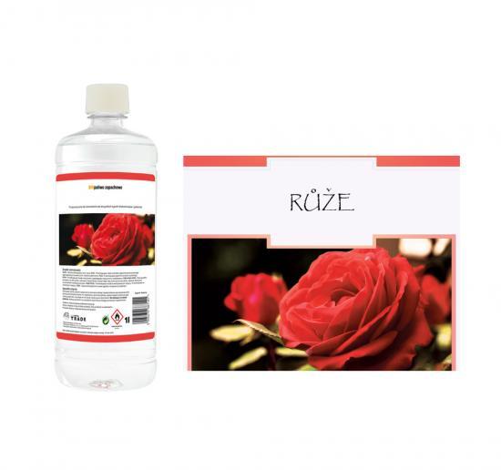 Aromatický BIO LÍH 1 litr RŮŽE