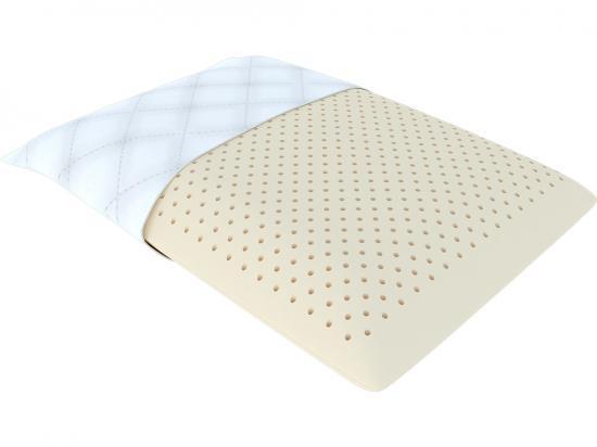 Profilovaný latexový polštář PURE PLUS 62x42x12 cm