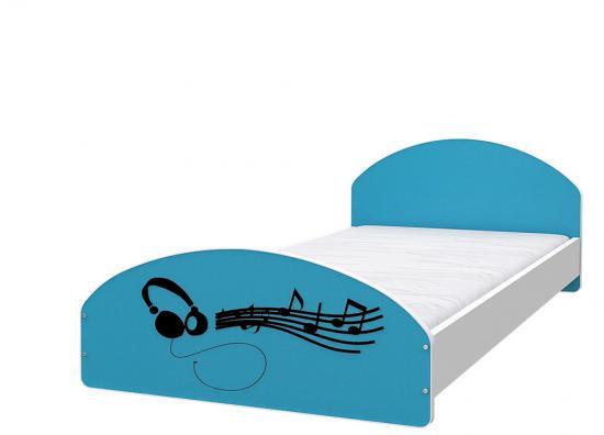 Moderní postel CROSS 90x200