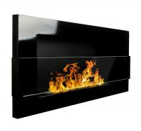 Ochranné sklo k BIO KRBU 650x400 černá lesk