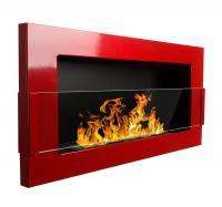 Ochranné sklo k BIO KRBU 900x400 červená