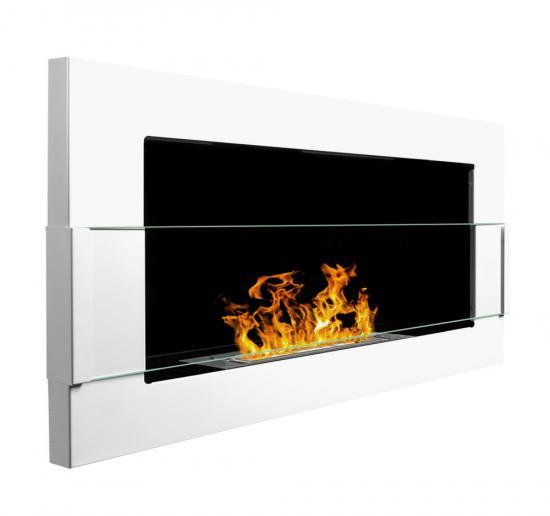 Ochranné sklo k BIO KRBU 900x400 bílá