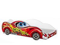 Dětská postel AUTO 180x90 Rally 95
