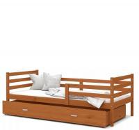 Dětská postel JACEK P dřevěný 90x200
