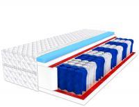 Taštičková matrace ENNA se studenou pěnou HR VÝPRODEJ 80x195