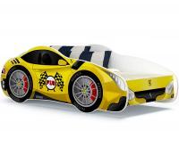 Dětská postel auto Luigi 140x70