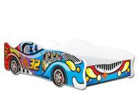 Dětská postel auto Lewis 160x80