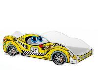 Dětská postel AUTO 180x90 Taxi