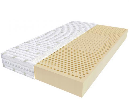 Moderní latexová matrace UDINE