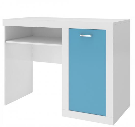 Psací stůl FILIP modrá do dětského pokojíčku