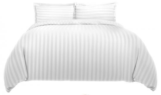 Hotelové povlečení přikrývky 160x200 cm + polštář 70x80 cm bavlna