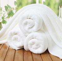 Hotelový ručník 70x140 cm bílý