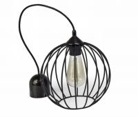 Závěsné svítidlo LOFT 804-Z1 černá