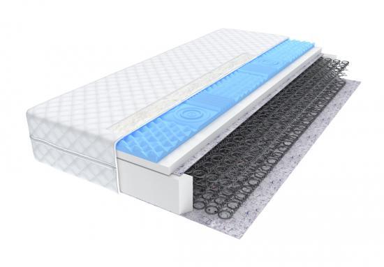 Dětská pružinová matrace BAMBINO s profilovanou pěnou HR