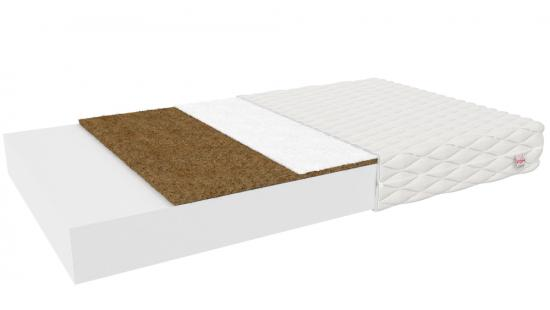 Pěnová matrace COCO MAX s kokosovým vláknem