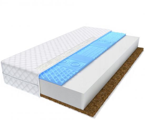 Dětská matrace BOLEK s pěnou HR 80x160cm