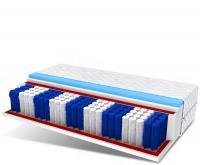 Vysokoelastická taštičková matrace PALERMO HR studená pěna