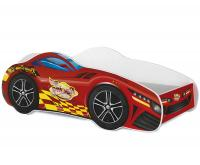 Dětská postel auto Michael 140x70