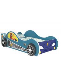 Dětská postel X-SPEED 180x90 s LED diodami
