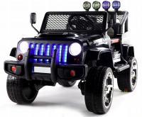 Dětské elektrické autíčko Jeep 4x4