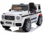 Dětské elektrické autíčko MercedesBenz G63 BÍLÁ