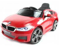Dětské elektrické autíčko BMW GT6 ČERVENÁ