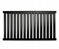 Koupelnový radiátor KA 20/1200 ČERNÁ